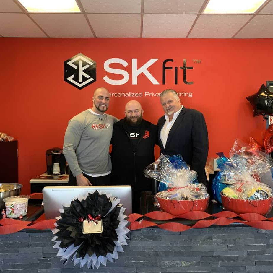 SKfit Studios - Private Personal Training Gym Franchise